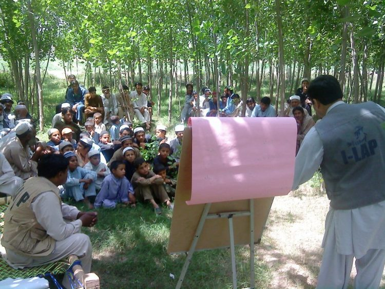 Hygiene Trainings in Nowshera KPK 2012