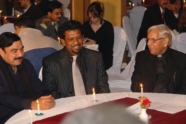 Interfaith Christmas Dinner 2006
