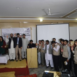 Office Bearers Trainings 2012