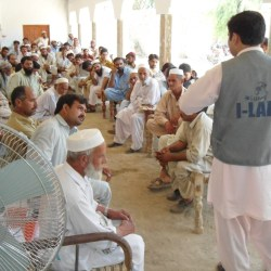 Male Hygiene Trainings in Nowshera KPK 2012