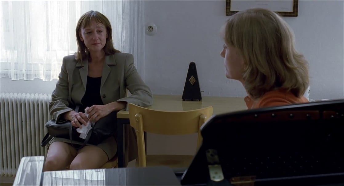 Image result for the piano teacher