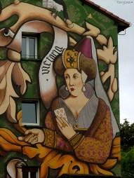 The Lady, Vitoria