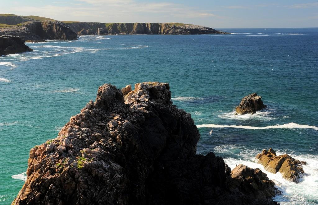 La costa rocciosa e selvaggia di MANGERESTA