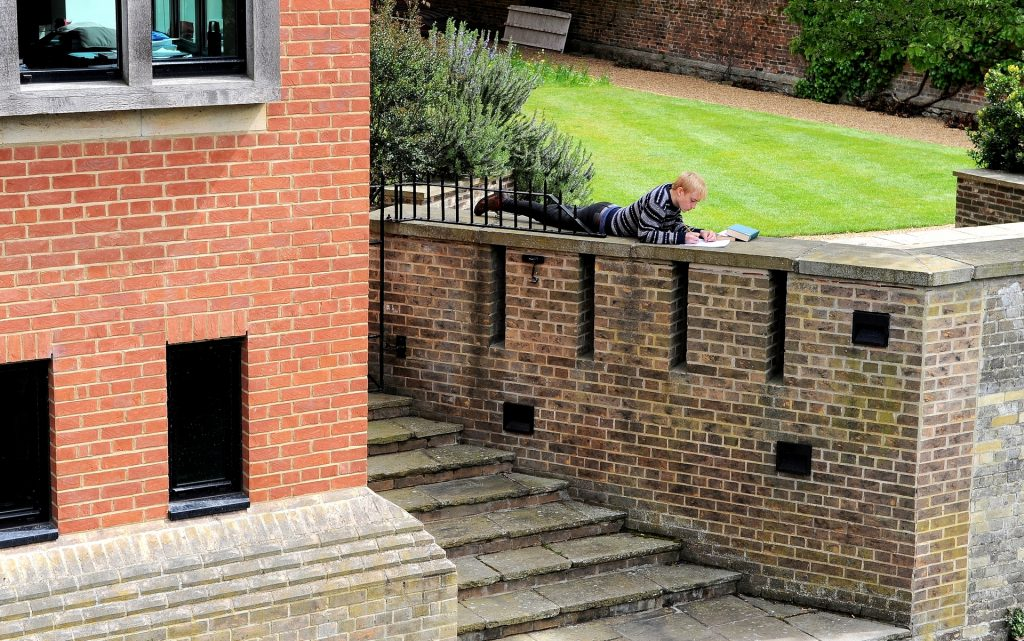 A Cambridge la cultura si respira ovunque!