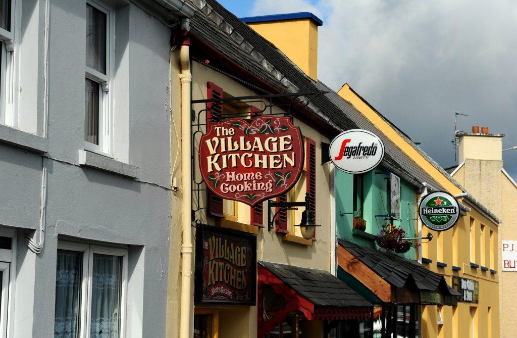 THE VILLAGE KITCHEN, perfetto per un pranzo veloce o uno spuntino