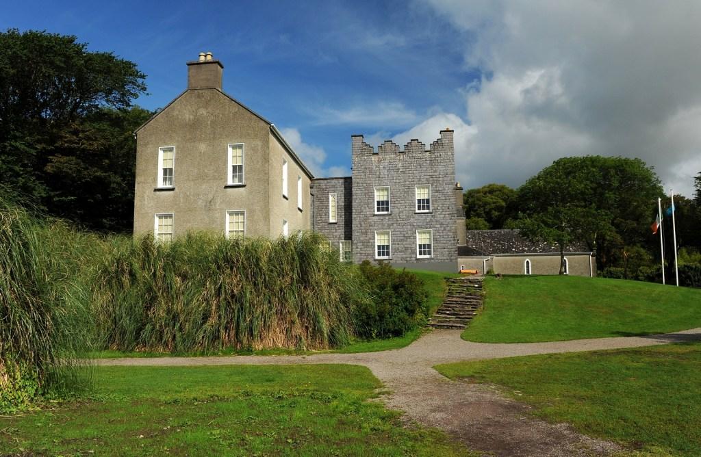 La DERRYNANE HOUSE, casa natale di Daniel O'Connell