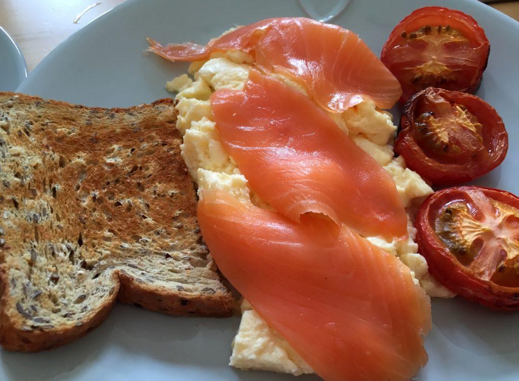 Le fantastiche colazioni di Lorna, la padrona di casa