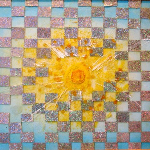 Sun from the window 40x50cm