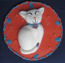 cat cake (inspired by Lindy Smith)