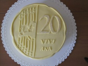 Torta 20 cents