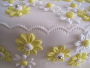 Torta Cresima Margherite