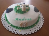Torta Mucca