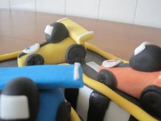 Torta 5 pista automobiline