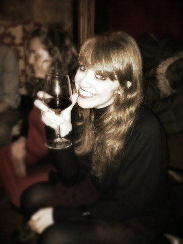 Ilaria et le Bordeaux
