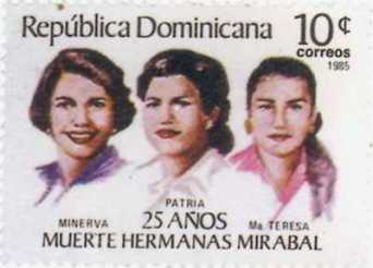 The Mirabal Sisters