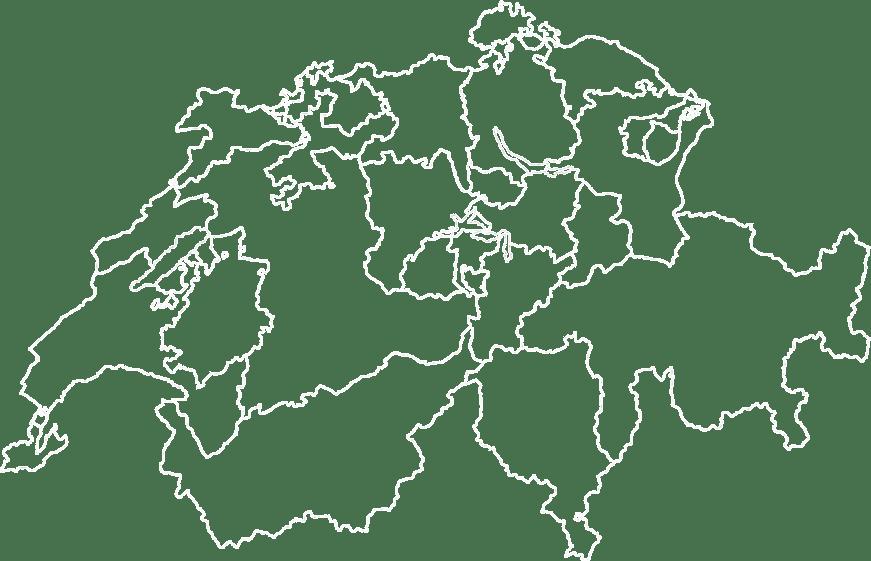 Karte von Veredelung in Zürich