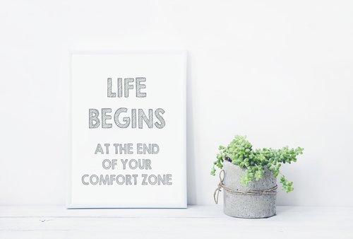Perché uscire dalla Comfort Zone