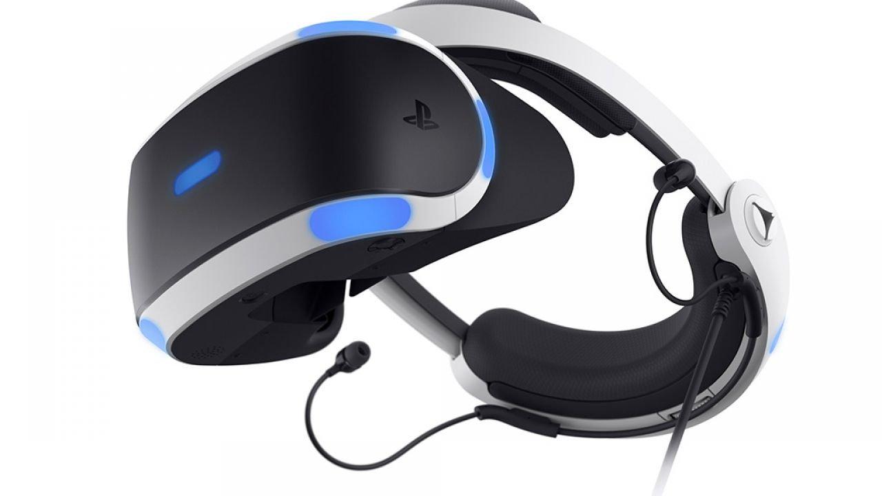 La realtà virtuale come seconda dimensione. Grazie #PlayStationVR!