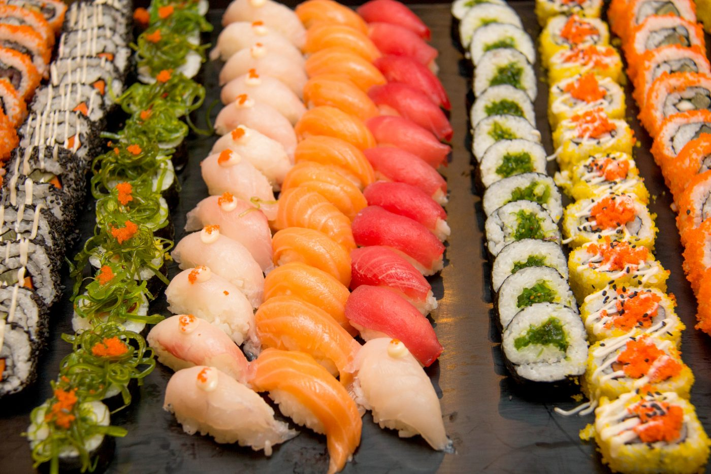 Il sushi made in Italy si chiama Zushi