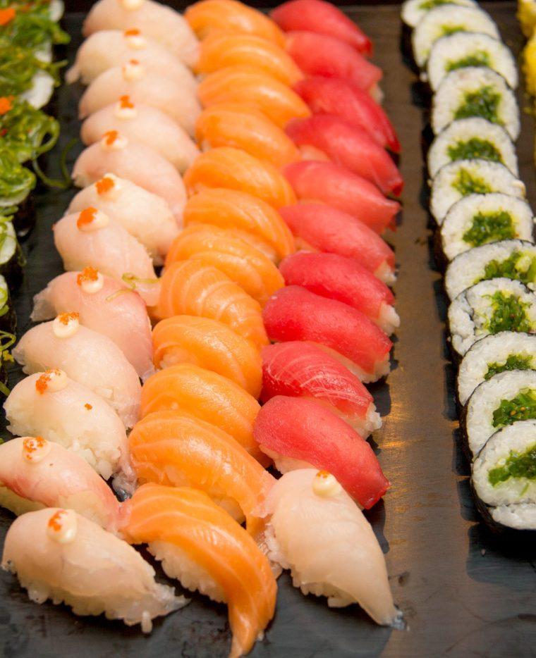 Il sushi made in Italy si chiama Zushi