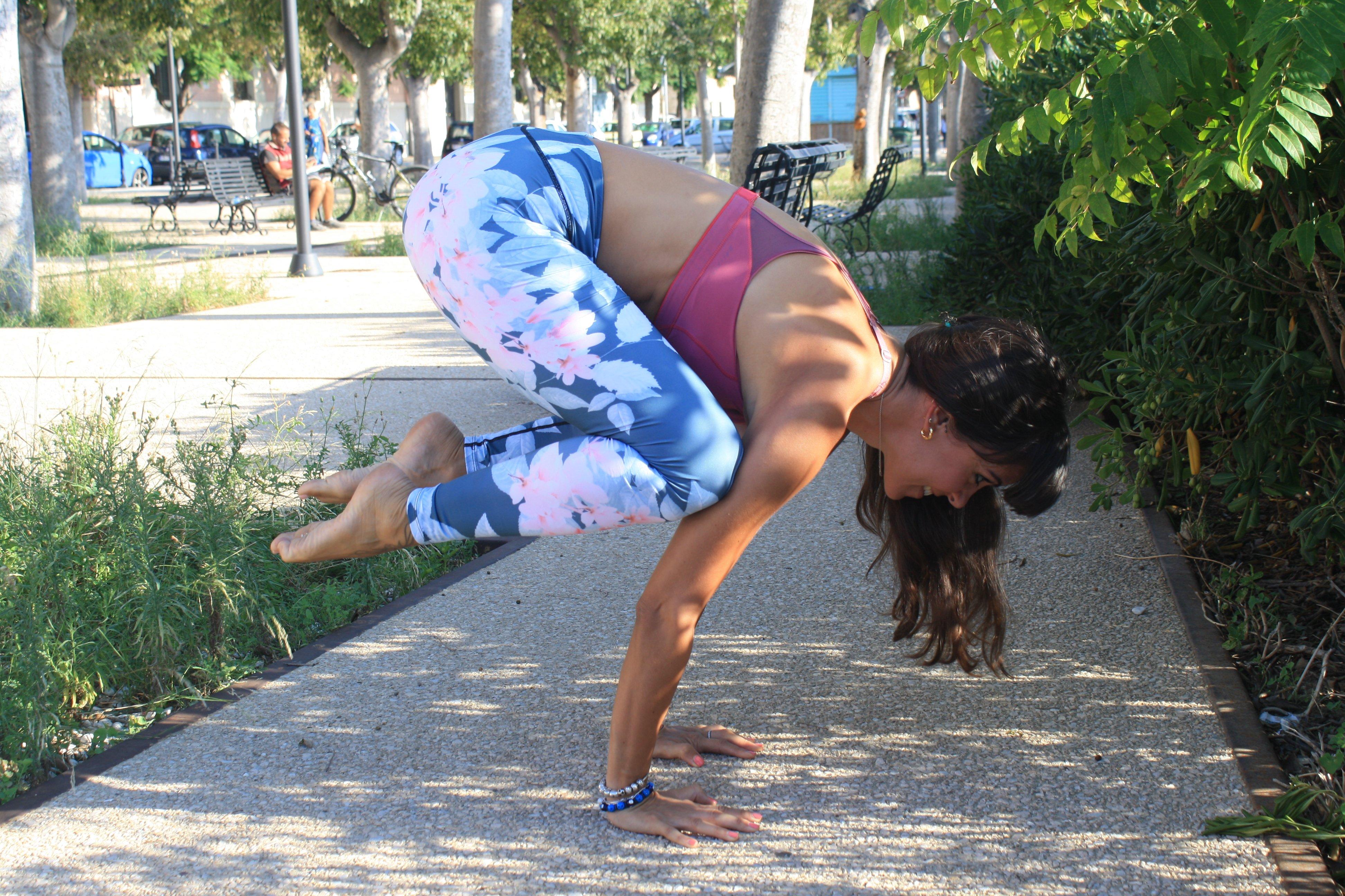 I nomi delle posizioni yoga