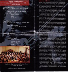 Shlomo Mintz - Conservatorio G. Verdi Torino