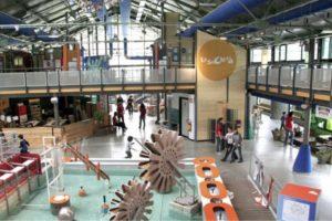 Museo dei bambini, Explora
