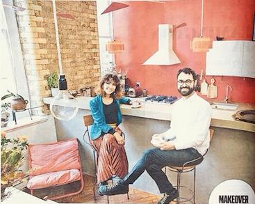 Chantal Martinelli, architetto lucano che spopola a Londra