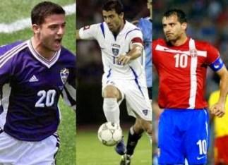 Il calciomercato delle Nazionali: da Stankovic a Dejagah [5:04 – 5:44]