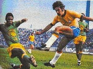 Lo Zaire del dittatore Mobutu e il calcio di Mwepu. Le storie d'Africa ai Mondiali [2:04 – 3:48]