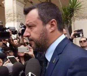 Decreto sicurezza bis - il bluff di Salvini