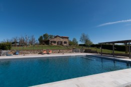 Haus mit/with Pool