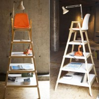 La sedia libreria