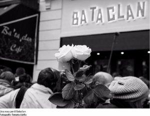 Bataclan, Renato Aiello cattura il dolore della memoria