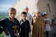 Children at Batash.