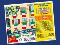Lotteria Italia 2020 biglietti vincenti