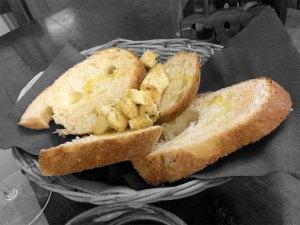 Cesto di pane - Osteria La Ferrata