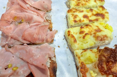 Tajo Pizza #foodstories
