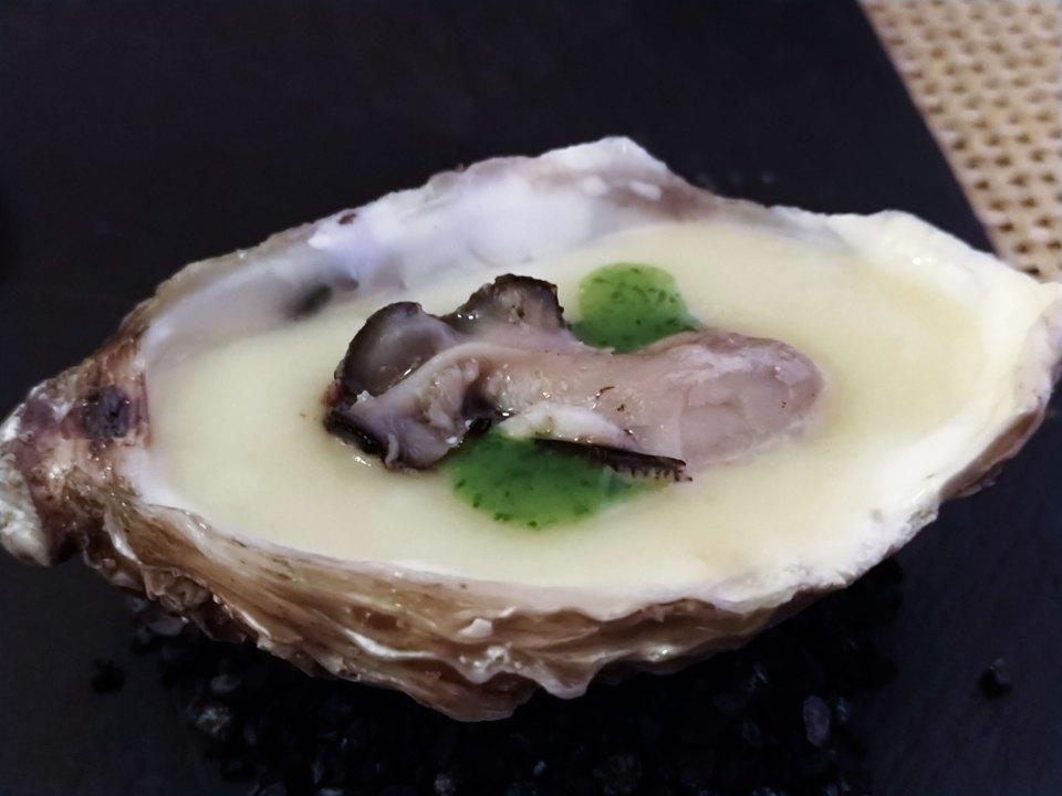 Ostrica scottata