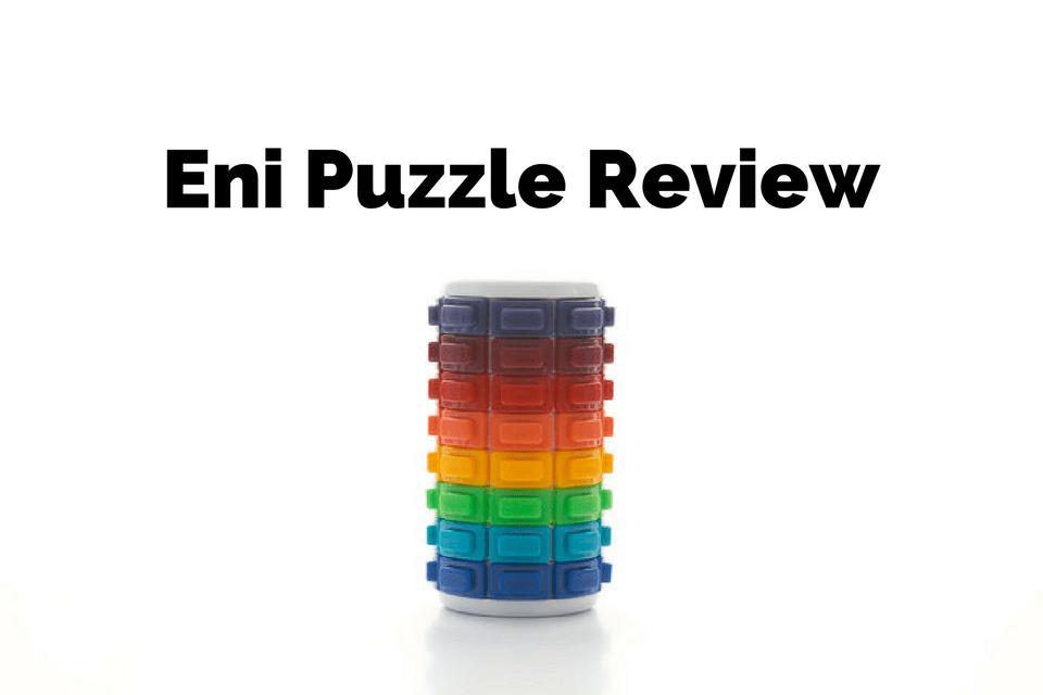 Eni Puzzle : Cosa puoi fare con solo uno spazio?