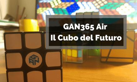 GAN356 Air : Il Cubo del Futuro