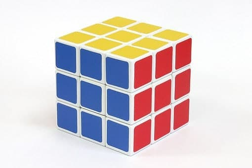 Colori del Cubo di Rubik : Quali sono e perché furono scelti proprio questi?