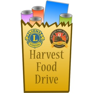 Harvest Food Drive @ Birr, Denfield & Ilderton