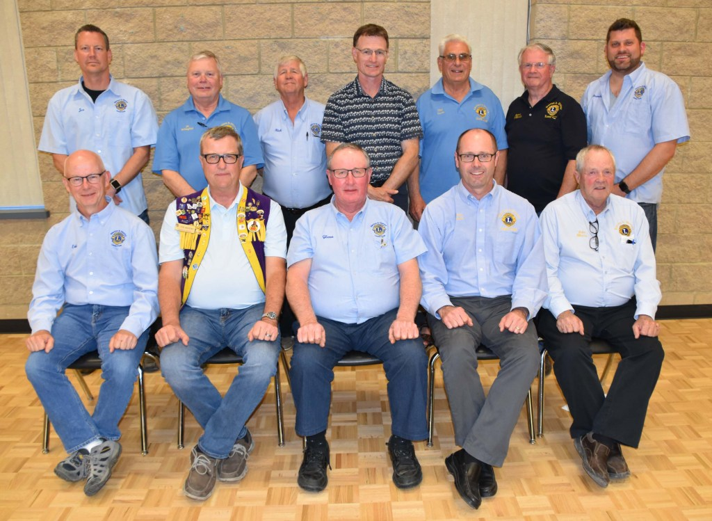 Ilderton Lions Executive 2019