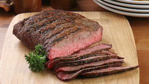Gotta love a good steak!