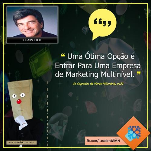 Marketing Multinivel   Harv Eker