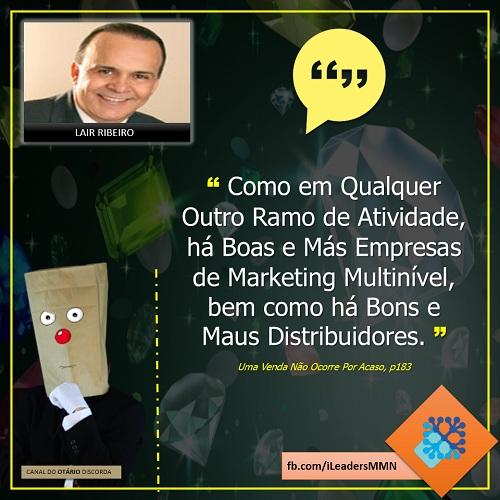 Marketing Multinivel   Lair Ribeiro