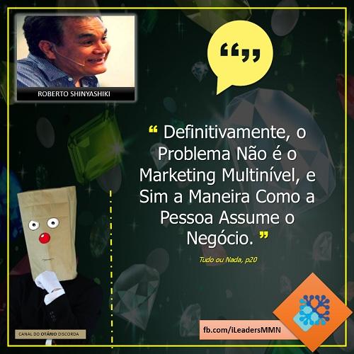 Marketing Multinivel | Roberto Shinyashiki