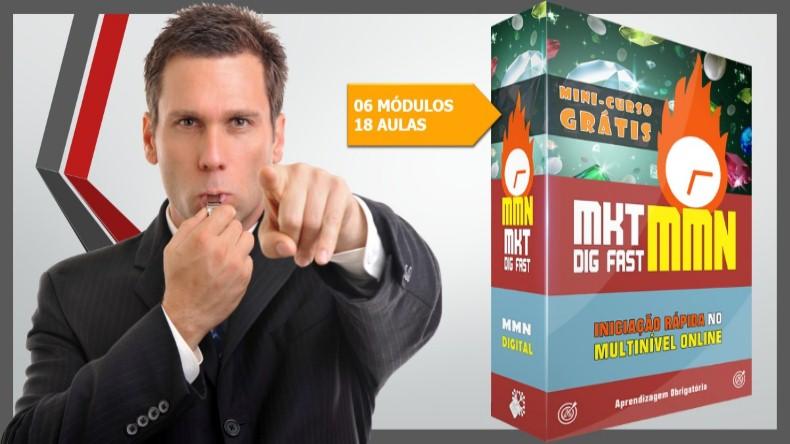 Marketing Multinivel | MKT DIG FAST MMN Curso Gratuito