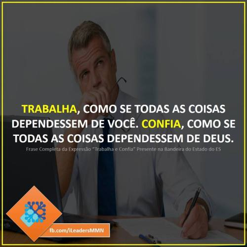 Sucesso no Marketing Multinivel | Trabalha e Confia